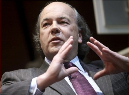 Jim Rickards - Who Will Bail Out the Fed & How High for Gold? | Gold and What Moves it. | Scoop.it