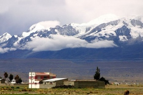 Expertos estudian dos nevados en Bolivia | Hidrología | Scoop.it