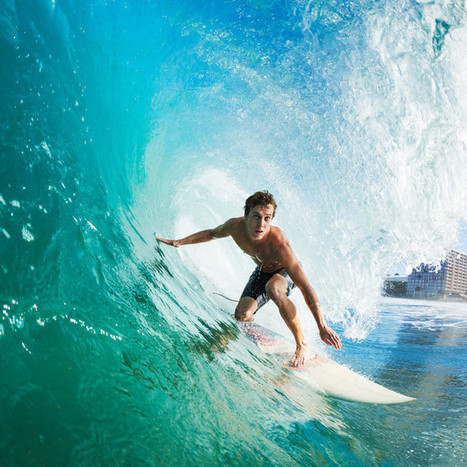 Bringing Green into the Blue: Sustainability for Surfing Events | Sustainable Events News | Scoop.it