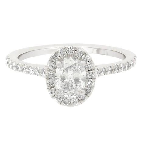 Harriot (Oval) - Loyes Diamond Engagement Rings Dublin | Engagement Rings Dublin. | Scoop.it