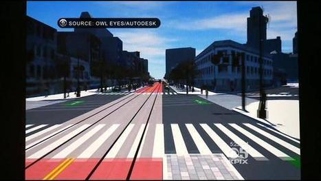 3-D Tool Offers Peek At Possible Future Of SF's Market Street   Géographie numérique   Scoop.it