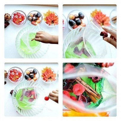 Fall Activities for Kids : Fall Sensory Bags | Sensory Activities | Scoop.it