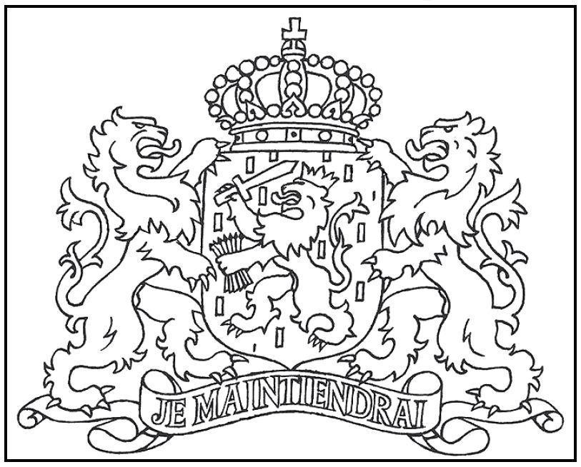 Werkboekje Troonswisseling Koningin Beatrix