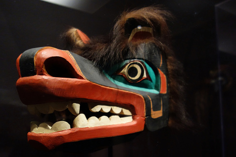 An #Exhibition of #100 #Masks Shows Humanity's Enduring Thirst for Transformation. #art   Luby Art   Scoop.it