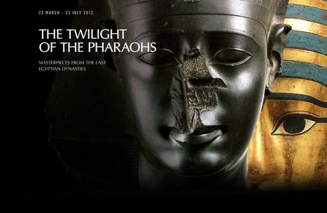 Exhibition: The Twilight of the Pharaohs, Musée Jacquemart-André, Paris (from 23 March to 23 July 2012) | Archaeology Travel | Scoop.it