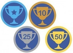 """Using """"Badges"""" in Education and Beyond     Badges for Lifelong Learning   Scoop.it"""