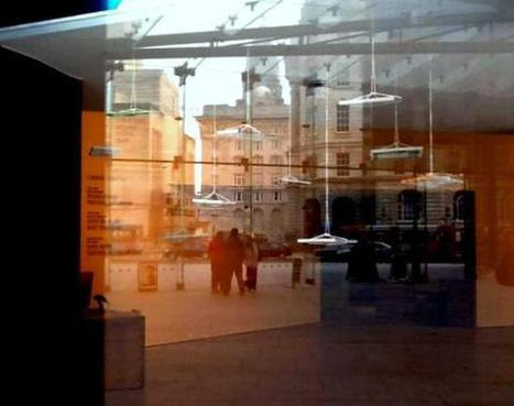 Window Display: Open Eye Gallery, Liverpool   Excell Inspiring Images   Scoop.it