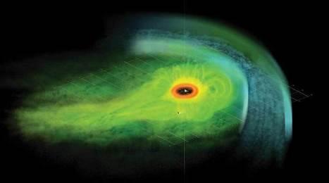Seasonal plasma changes at Saturn - Astronomy Magazine   Astronomy News   Scoop.it
