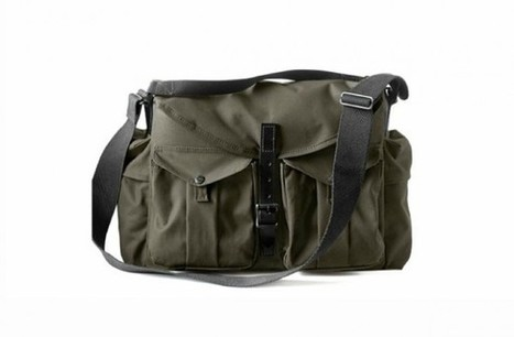 Le sac photo des pros, par Filson et l'agence Magnum | Photographe nature et apple | Scoop.it