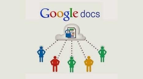 10 Ways to Use Google Docs in Education | Update29.com | Edtech PK-12 | Scoop.it