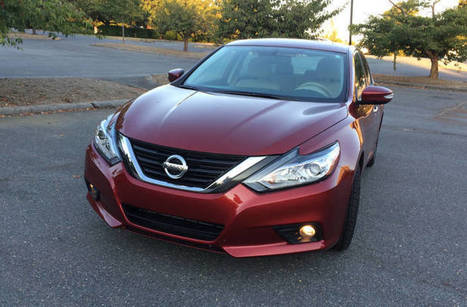 Nissan Altima continues to be worthy competitor in its class   The Automotive View   Scoop.it