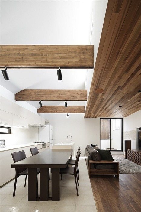 45° House by TSC Architects | Architecture Interior Designs | Interior Design Trends | Scoop.it