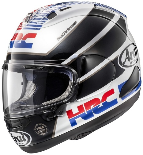 NEW Limited Edition Arai RX-7V HRC | Motorcycle Industry News | Scoop.it