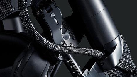 ekso bionic suit: wearable robot allows paraplegics to walk - designboom | architecture & design magazine | Killer Design | Scoop.it