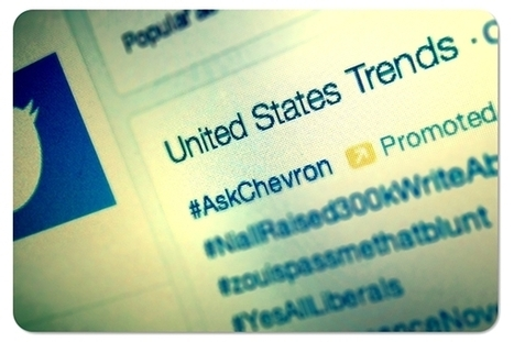 Chevron gets brandjacked without writing a word | Public Relations & Social Media Insight | Scoop.it
