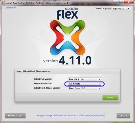 Building Apache Flex apps for iOS7 : Apache Flex | Multi-platform software development | Scoop.it