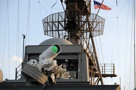 US Navy successfully deploys laser weapon | Five Regions of the Future | Scoop.it