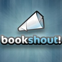 BookShout, para tener los ebooks en un único lugar | Litteris | Scoop.it