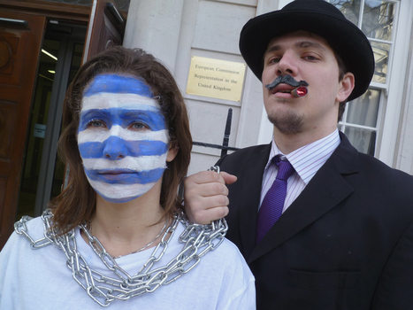 Sign the petition - Cancel Greek Debt   Welfare, Disability, Politics and People's Right's   Scoop.it