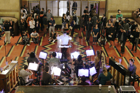 Invisible Cities: A Wireless Opera Comes To Union Station in Los Angeles | digital technologies in classical music & opera | Scoop.it