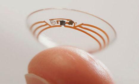 Novartis irá licenciar tecnologia de lentes de contato inteligentes do Google   Cultura de massa no Século XXI (Mass Culture in the XXI Century)   Scoop.it