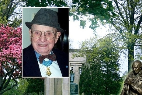 Funeral set for Thurs for WWII Medal of Honor winner | Littlebytesnews Current Events | Scoop.it