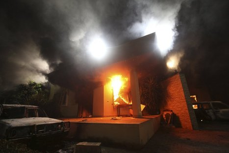 A Deadly Mix in Benghazi | Here and Now | Scoop.it