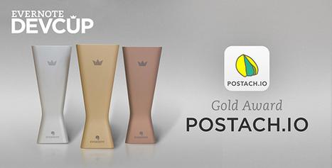 L'outil de blogging Postach.io gagne le Gold Award de la Devcup !   Ressources du XXI ème siècle   Scoop.it