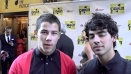 The Jonas Brothers Support Broadway In A Very Adorable Way | PerezHilton.com | Jonas Brothers Discovery | Scoop.it