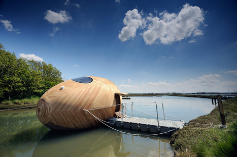 The Exbury Egg: Art, Architecture + Environmental Awareness | sustainable architecture | Scoop.it