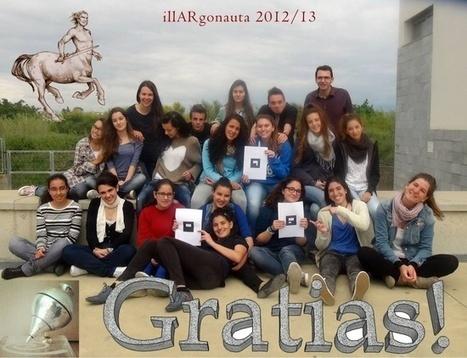 illARgonauta | Geolocalización y Realidad Aumentada en educación | Scoop.it