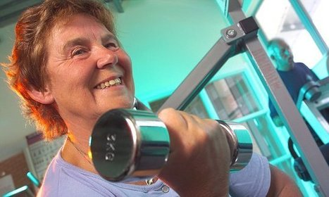 Exercising four times a week could stop dementia | Fitness | Scoop.it