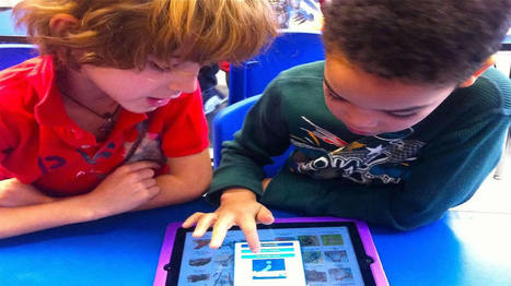 Improving Reading and Writing Using iPads - EdTechReview™ (ETR)   Reading and Writing   Scoop.it