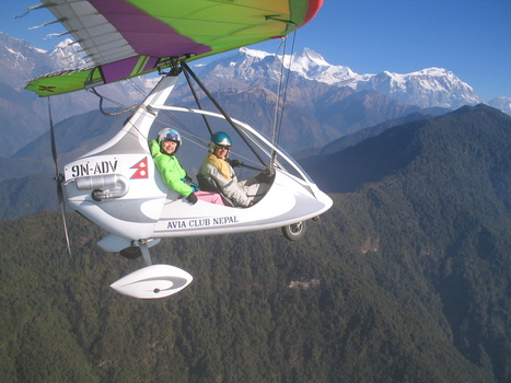 Ultra light Aircraft | Tour in Nepal | Scoop.it
