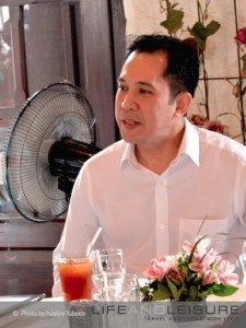 [Interview] Wine Talk with Benson Yuson | Life and Leisure | Scoop.it