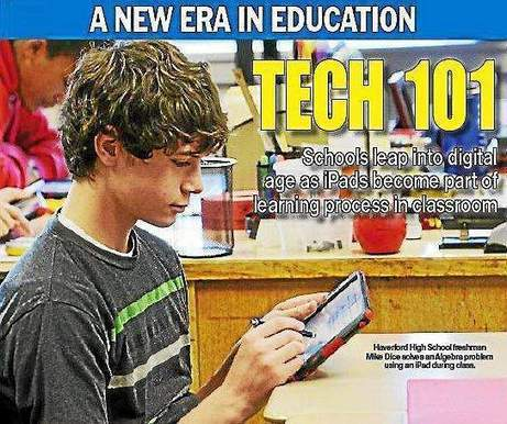 Education going high tech | Educational Technology - Yeshiva Edition | Scoop.it