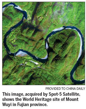 Center to use remote sensing for heritage site protection | Geospatial | Scoop.it
