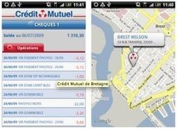 Les meilleures applications mobiles des banques françaises - Culture Banque | Digital Banks -Banques digitales | Scoop.it