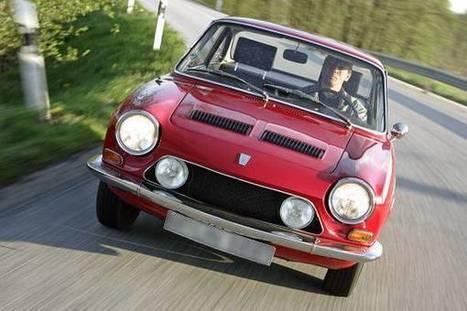 Simca 1000 coupé et 1200 S : le charme franco-italien - | AutoCollec Voitures et automobiles de Collection | Scoop.it
