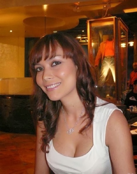 Indonesian Model Alannys Weber | Celebrity Girls Photo Gallery | cute girls picture | Scoop.it
