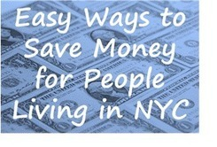 Easy Ways to Save Money Living in NYC (Your Checkbook Will Thank You) | Moving to New York | Scoop.it