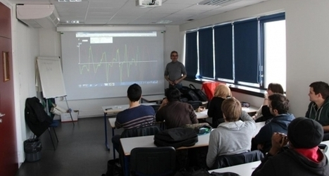La mécanique enseignée à l'aide de smartphones - Educpros | Pédagogie en actions | Scoop.it