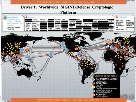 La NSA aurait implanté 50 000 malwares dans le monde   Géopolitique, jeux de puissance   Scoop.it