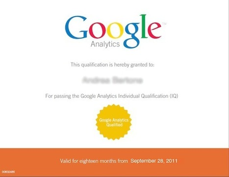 Marketers : êtes-vous certifiés ? | Web Marketing & Social Media Strategy | Scoop.it