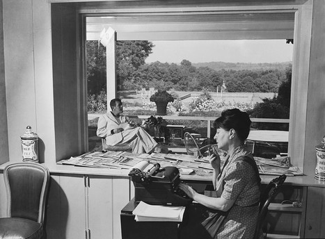 Brilliant, Troubled Dorothy Parker | Gender and Literature | Scoop.it