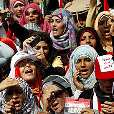 Arab Spring Women Continue Struggle for Equality | Human Rights and the Will to be free | Scoop.it