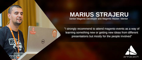 "A Life time ""Mistake"" that made me A World Class ""Magento Master 2016"" Interview With Marius Strajeru 