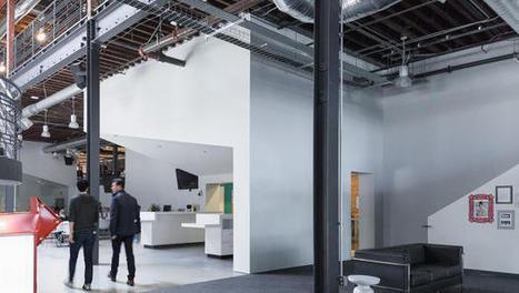 Inside Pinterest's Beautifully Spare New Headquarters | Communication digitale | Scoop.it