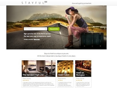 Stayful || HotelChatter | Travel and Media trends | Scoop.it