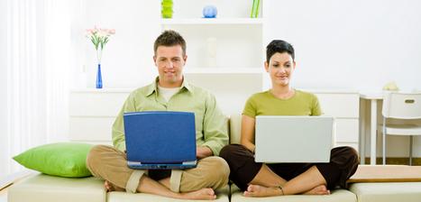 Près de neuf responsables en ressources humaines sur dix autorisent le télétravail | Green IT Daily | Scoop.it